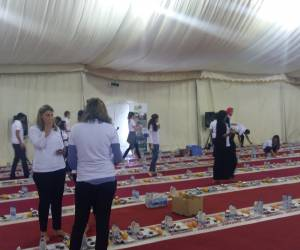 FBRN and Kellogg's cooperation for Ramadan iftar