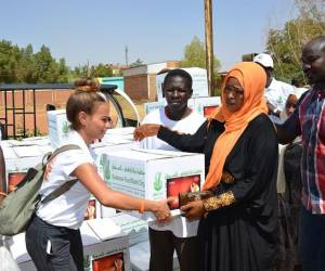 FBRN and Fatafeet TV channel cooperate to alleviate hunger